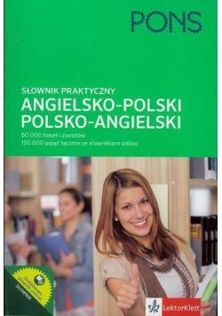 Słownik praktyczny angielsko polski  polsko angielski