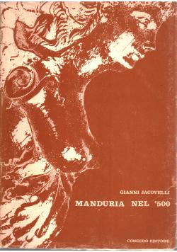 Manduria Nel '500
