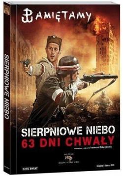 Sierpniowe niebo. 63 dni chwały DVD
