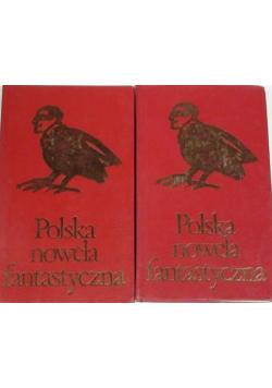 Polska nowela fantastyczna Tom I i II