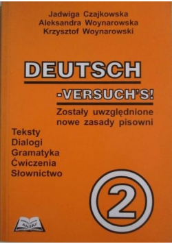 Deutsch versuch s 2