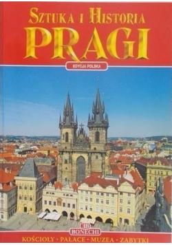 Sztuka i Historia Pragi