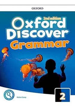 Oxford Discover 2E 2 Grammar