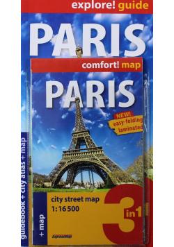 Paris przewodnik 3w1