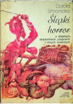 Śląski horror o diabłach skarbnikach utopcach i innych strachach