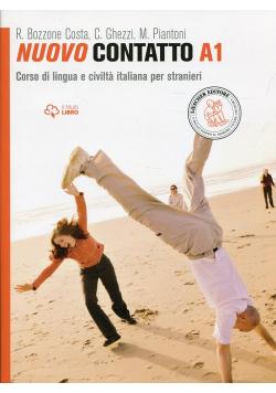 Nuovo Contatto A1 Podręcznik z ćwiczeniami