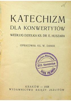Katechizm dla Konwertytów 1928 r
