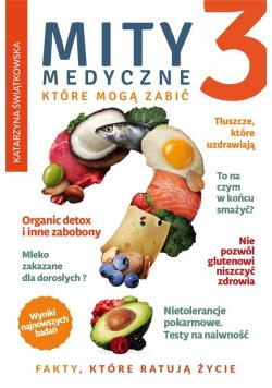 Mity medyczne, które mogą zabić 3