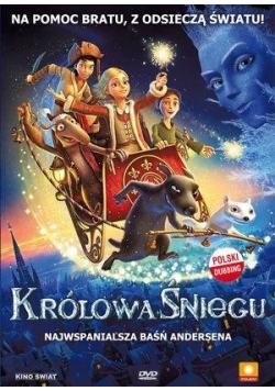 Królowa Śniegu DVD