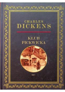 Klub Pickwicka tom 3
