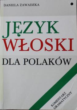 Język włoski dla Polaków komentarz gramatyczny