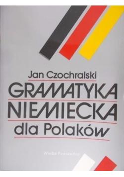 Gramatyka niemiecka dla Polaków