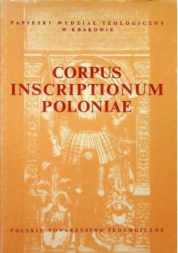 Corpus Inscriptionum Poloniae Tom VIII zeszyt 2