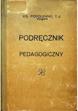 Podręcznik pedagogiczny 1921 r