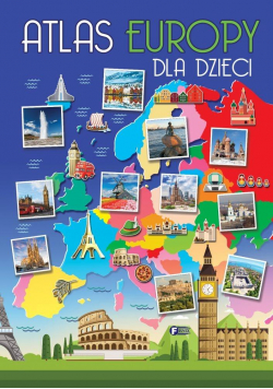 Atlas Europy dla dzieci