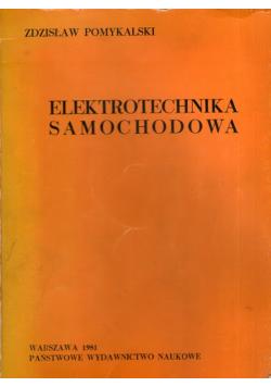 Elektrotechnika samochodowa