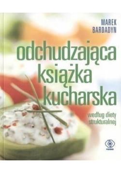 Odchudzająca książka kucharska według diety strukturalnej
