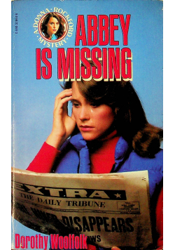 Abbey is missing