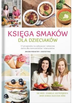 Księga smaków dla dzieciaków