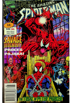 The amazing Spiderman 8/98