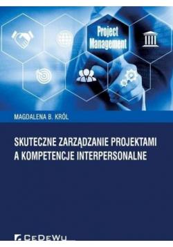 Skuteczne zarządzanie projektami a komp. inter.
