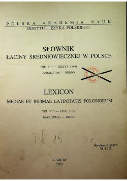 Słownik Łaciny Średniowiecznej w Polsce