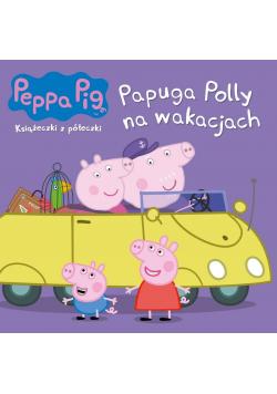 Świnka Peppa. Książeczki z... 69 Papuga Polly...