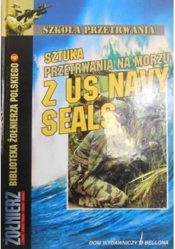 Sztuka przetrwania na morzu z US Navy Seals
