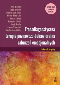Transdiagnostyczna terapia poznawczo...