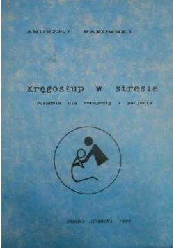 Kręgosłup w stresie Poradnik dla terapeuty i pacjenta