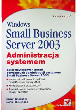 Windows Small Business Server 2003
