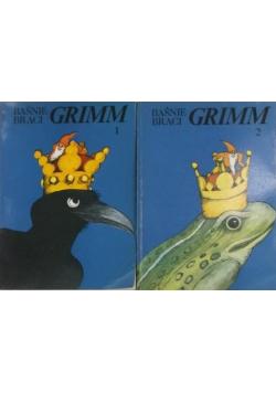 Baśnie braci Grimm Tomy 1 i 2