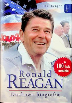 Ronald Reagan Duchowa biografia