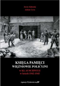 Księga Pamięci. Więźniowie policyjni...