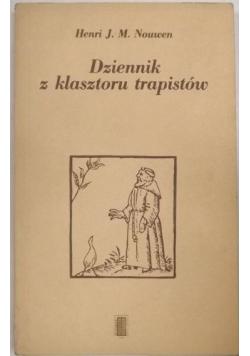 Dziennik z klasztoru trapistów