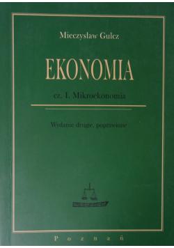Ekonomia cz I Mikroekonomia