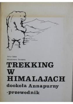 Trekking w Himalajach dookoła Annapurny