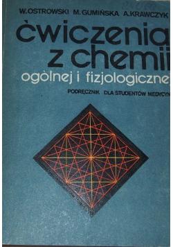 Ćwiczenia z chemii ogólnej i fizjologicznej