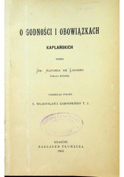 O Godności i obowiązkach Kapłańskich 1903 r.