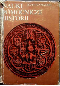 Nauki pomocnicze historii