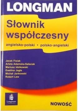 Słownik współczesny angielsko  polski  polsko angielski