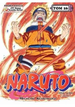 Naruto Tom 26 Dzień rozstania