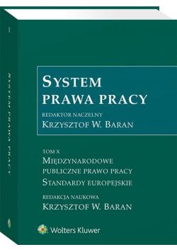 System prawa pracy T.10