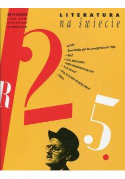 Literatura na świecie 11 12