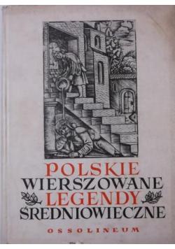 Polskie wierszowane legendy średniowieczne