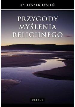 Przygody myślenia religijnego