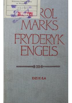 Engels Listy styczeń 1893 do lipiec 1895 Tom 39
