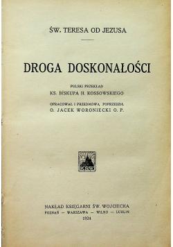 Droga Doskonałości 1924 r.