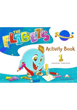 The Flibets 1. Activity Book