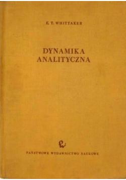 Dynamika analityczna